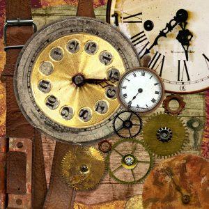 Bild: Uhrwerk