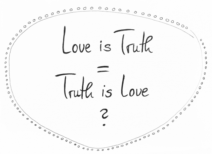 Image Love is Truth