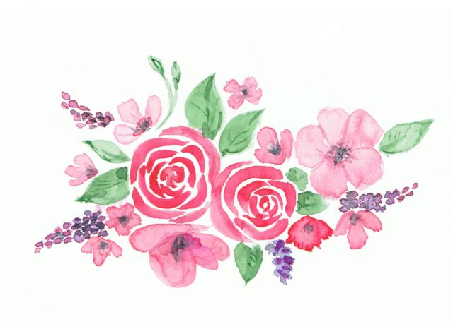 Roses Paiting